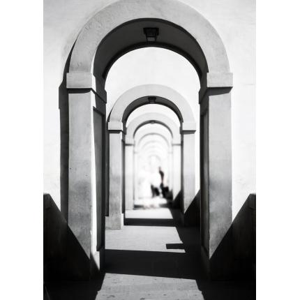 Fotomurali Black & White - Archi