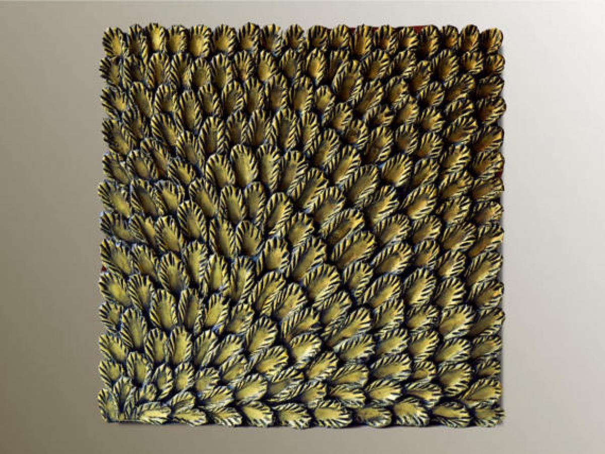 pannelli decorativi 3d trittico quadri tridimensionali