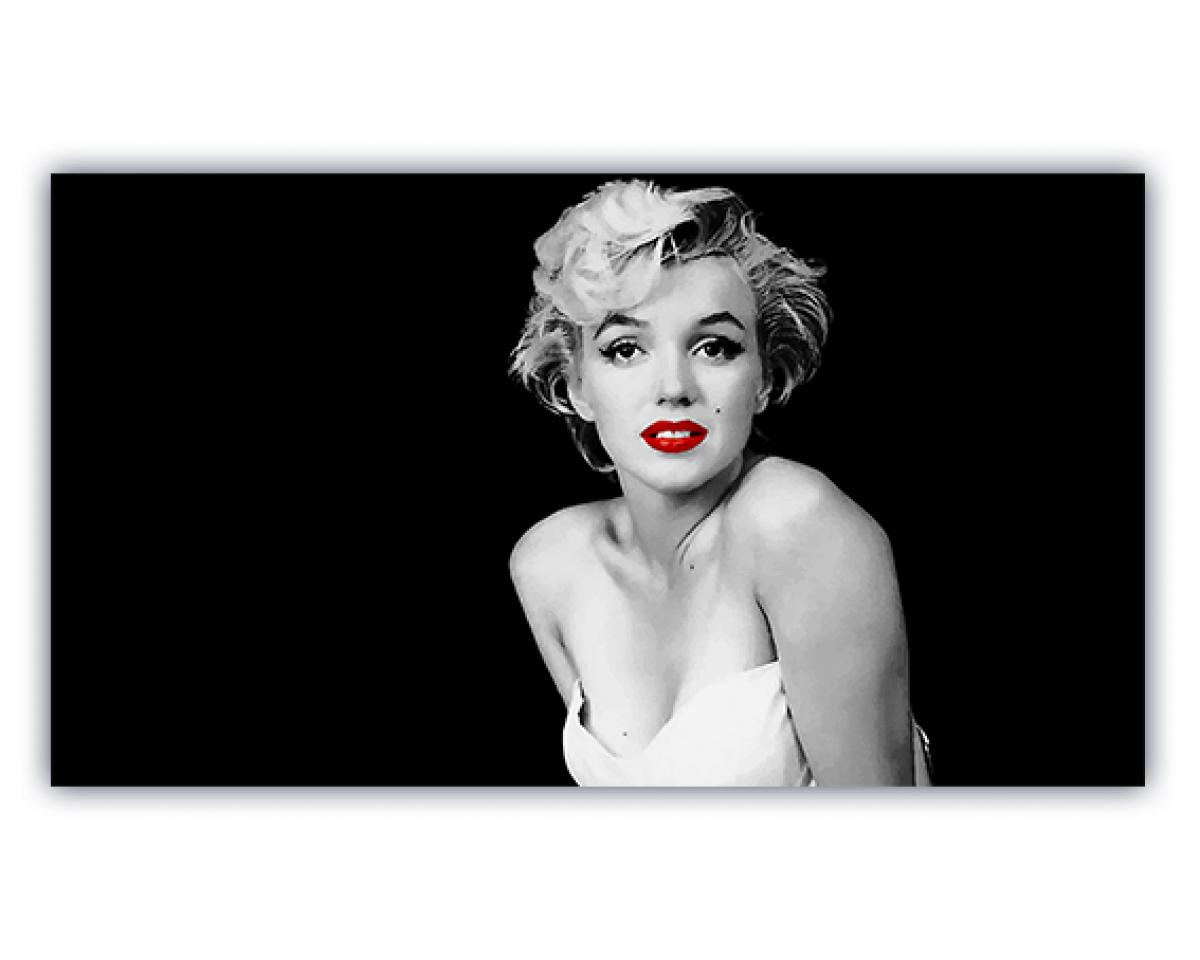 Quadri su tela pittorica | Quadri Marilyn Monroe | LivingDECO\'