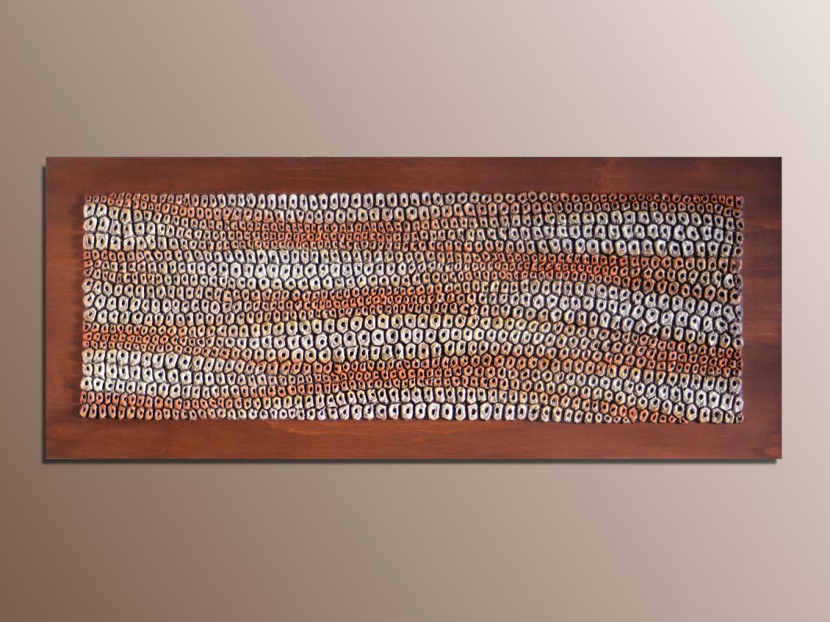 Pannelli decorativi 3d pannello largo astratto livingdeco 39 for Pannelli adesivi 3d