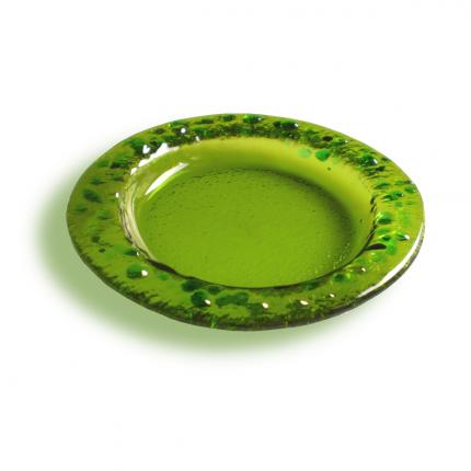 Lapilli - Sottobicchiere verde