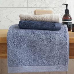 Botanic Deluxe - Asciugamano blu pioggia