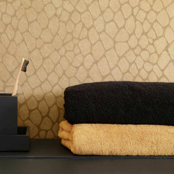 Asciugamano ocra - serie London