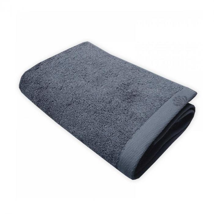 Botanic Deluxe - Asciugamano grigio antracite