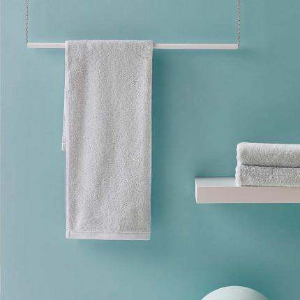 Asciugamano grigio chiaro - serie London