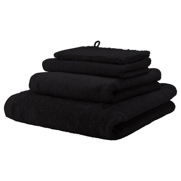 Asciugamano nero - serie London