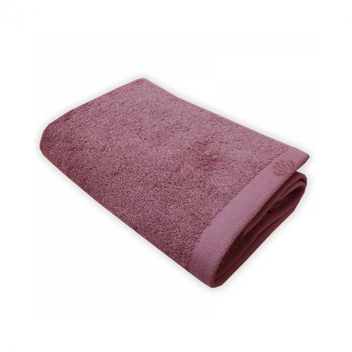 Botanic Deluxe - Asciugamano malva