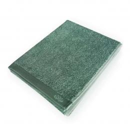 Homely - Asciugamano verde melange