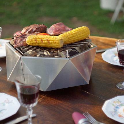 Curonian - griglia da tavolo