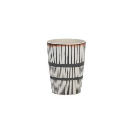 Vibration - Bicchiere in fibra bamboo