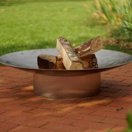 Speciale Outdoor - Hestia - braciere in acciaio inox