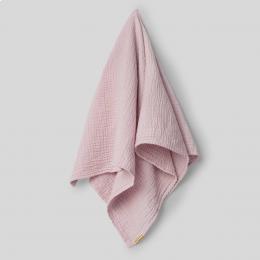 Canovaccio in garza di cotone rosa