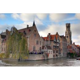Incantevole Bruges