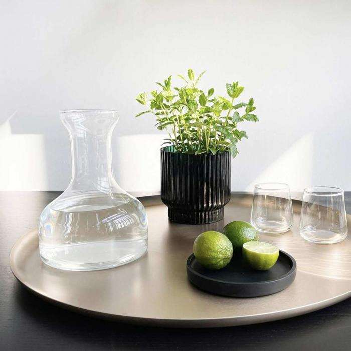 Host - Caraffa in vetro trasparente