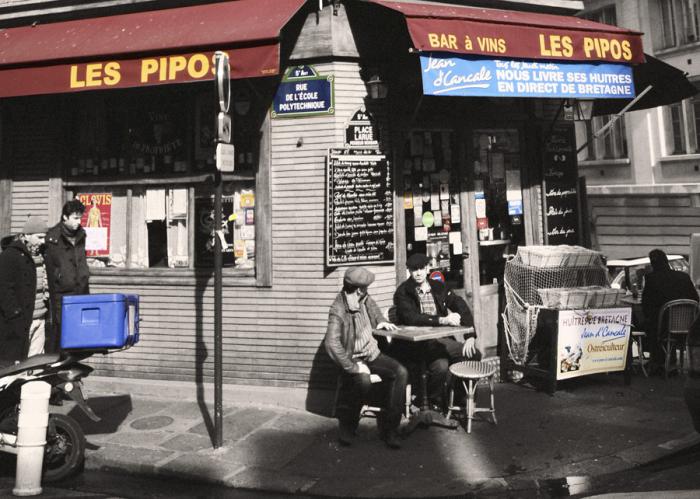 Locale parigino