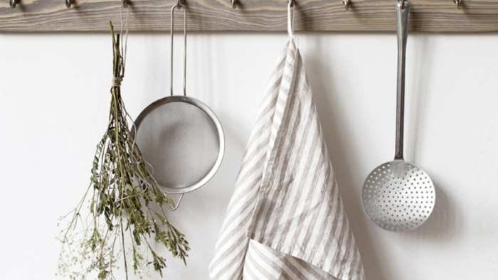 Strofinacci e canovacci da cucina