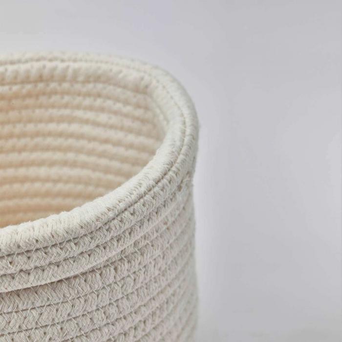 Rena bianco avorio - Portaoggetti bagno