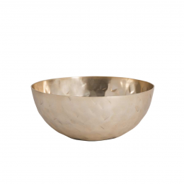 Singing bowl - ciotola dorata