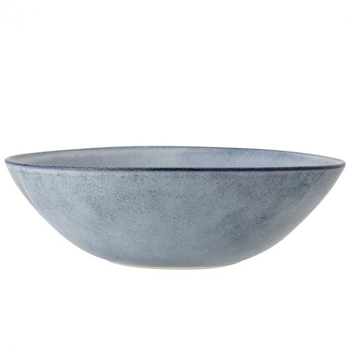 Sandrine - ciotola grande azzurra blu