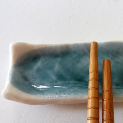 Piatti in ceramica piatto quadrato livingdeco 39 - Poggia posate da tavola ...