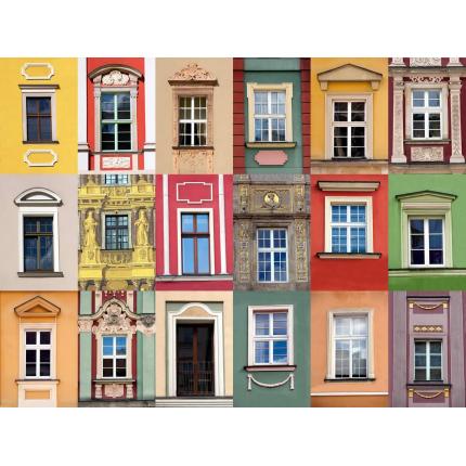 Collage di finestre
