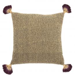 Cozy - Cuscino giallo acrilico