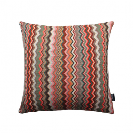 Firenze - Cuscino in lana multicolore