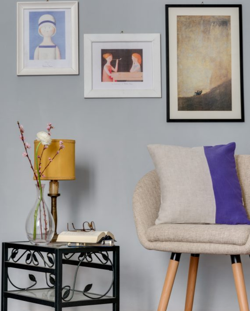 Fodere per cuscini cuscino lino viola livingdeco 39 - Cuscino per sedia viola ...