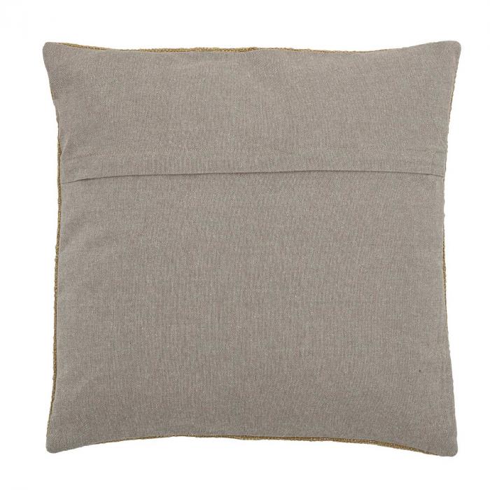 Cozy - Cuscino giallo in cotone