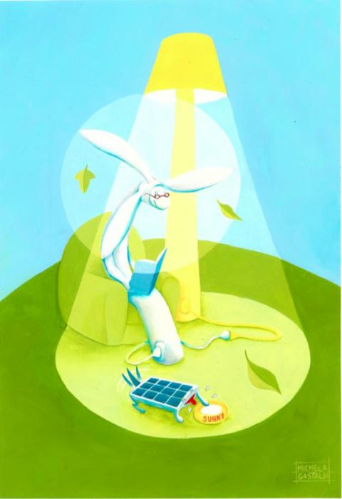 L'energia rinnovabile è di casa