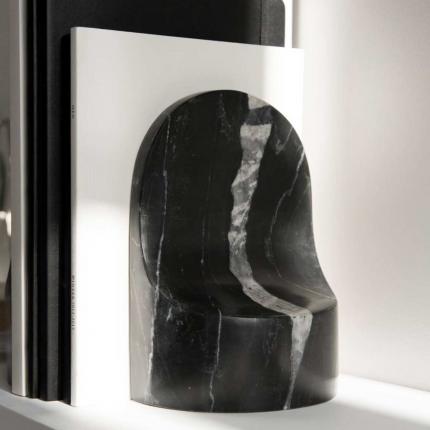 Emoji - fermalibri marmo nero
