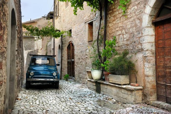 Storica Fiat 500