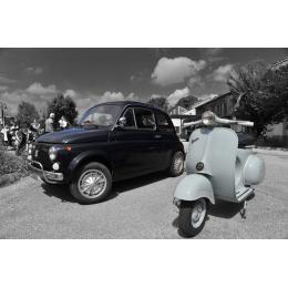 Livingdeco 39 foto murali online collezione auto e motori for Deco murale fiat 500