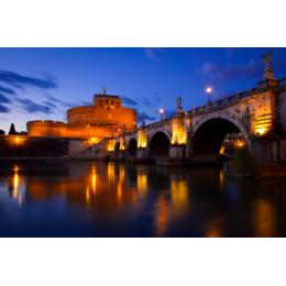 Roma by night