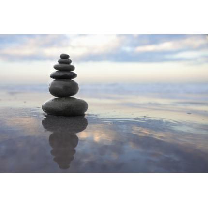 Fotomurali Zen -  Acqua Zen