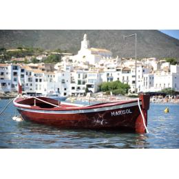 Barca spagnola
