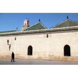 Facciata marocchina