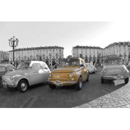 Livingdeco 39 foto murali online collezione auto e motori for Decoration murale fiat 500