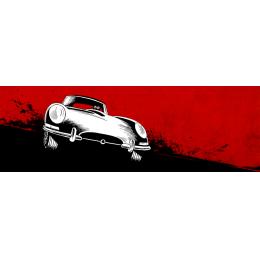 Rosso Jaguar