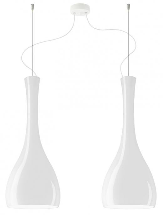 Lampadario ITTEKI 2/S - Opal Glossy
