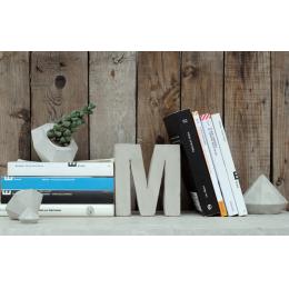 Lettere decorative - Facto ABECEDARIUM