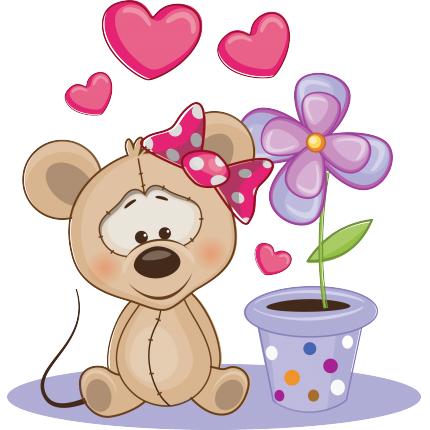 Stickers Bambini - Orsetto