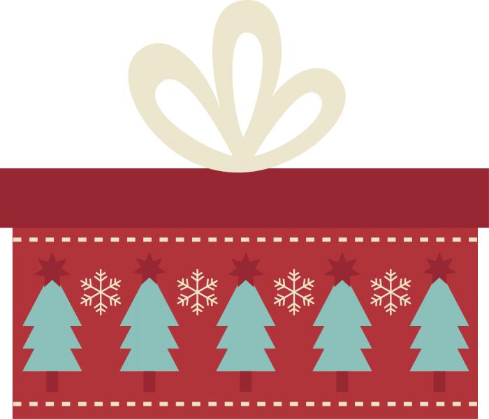 Pacco regalo Natale
