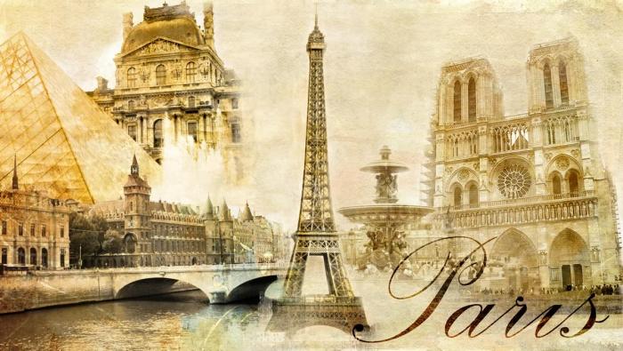 Parigi vintage