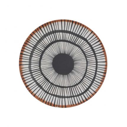 Vibration - Piatto piano in bamboo