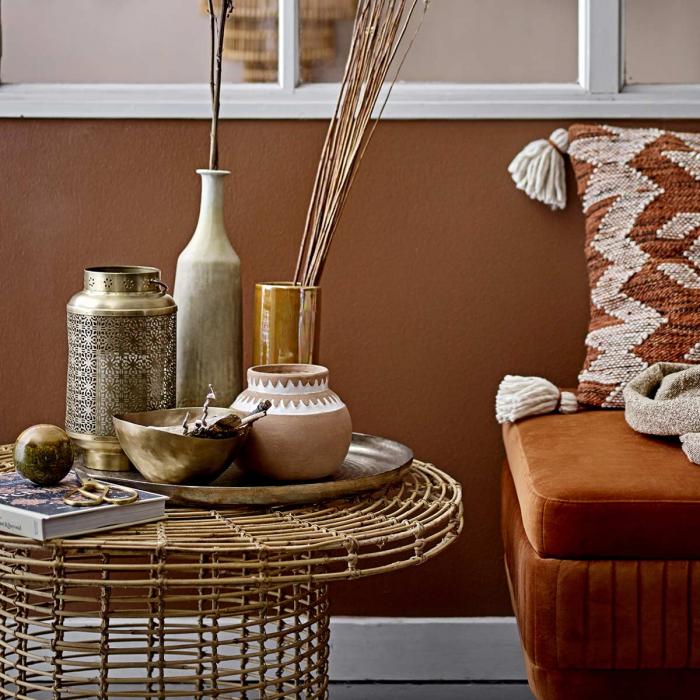 Cozy - vassoio decorativo in ottone