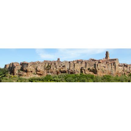 Panoramica Pitigliano