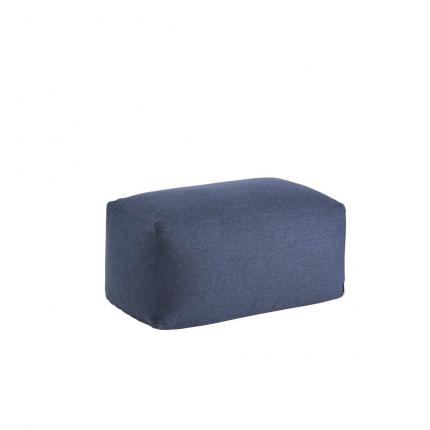 Archimede pouf rettangolare grande