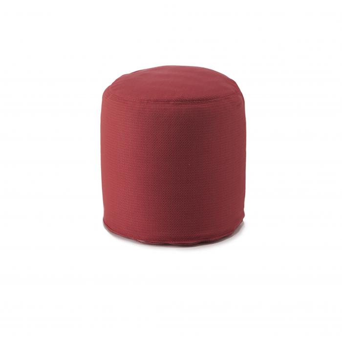 Archimede pouf tondo piccolo