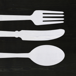 Quadri in legno | Objects | Cutlery cold